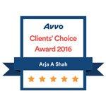 AVVO Award 2016