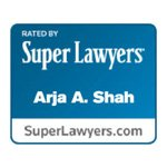 Arja Shah Rated by Super Lawyers