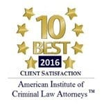 Alerican Institute of criminal law attorneys