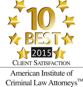 Arja Shah Law Firm, PLLC - American Institute of Criminal Law Attorneys 10 Best Attorneys of 2015