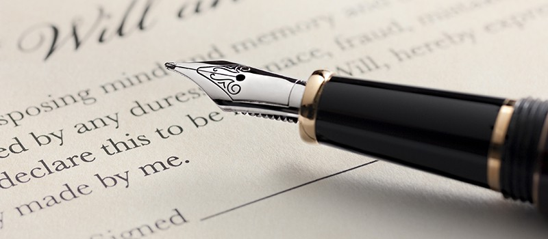 Ask Our Attorneys About How to Write a Will