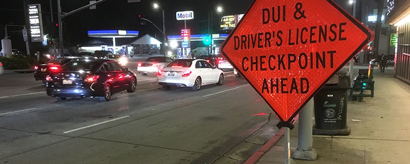 Are DUI Checkpoints Legal in Arizona?