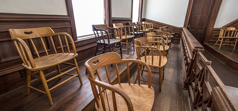 Jury Selection in Criminal Defense Case