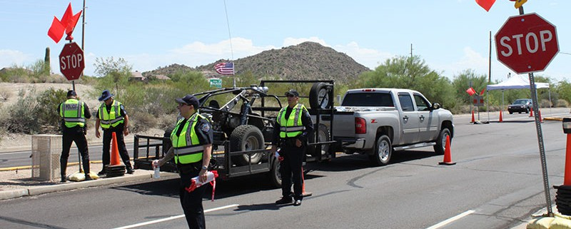 Out of state DUI in Arizona