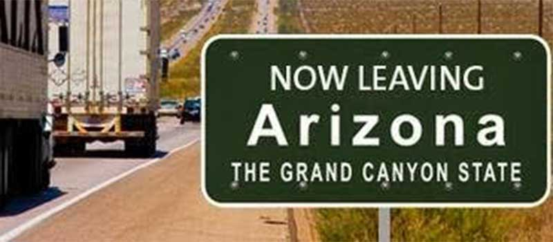 Arizona Out-of-State DUI Charge
