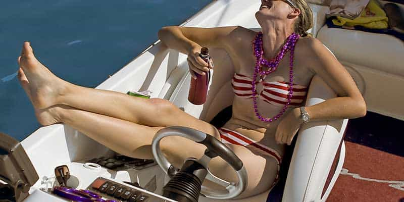 Boating DUI, OUI or Driving Boat while Drunk