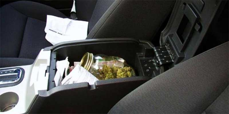 Driving with Weed in the Car