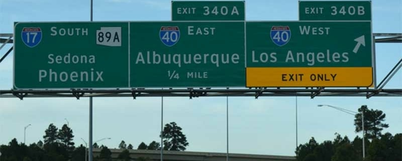 Driving Out of Arizona with Marijuana