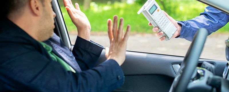 Refuse Breath Test or Refuse Blood Test in a DUI