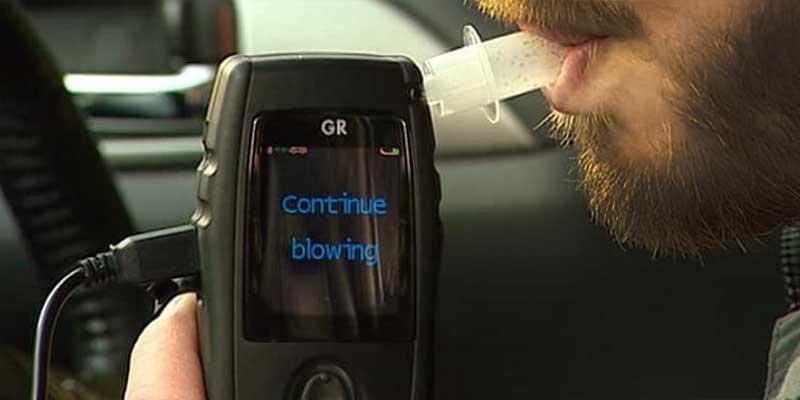 What if I Fail a Breathalyzer Interlock Test?